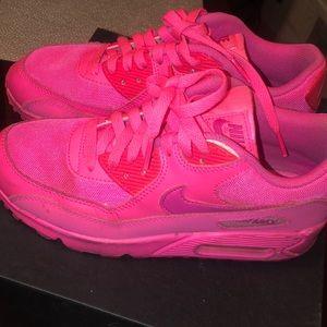 Hot Pink AirMax 💞💞💞